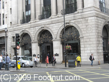 The Wolseley London UK Exterior