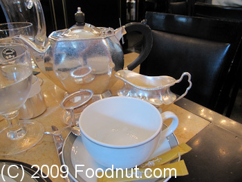 The Wolseley London UK Tea Set