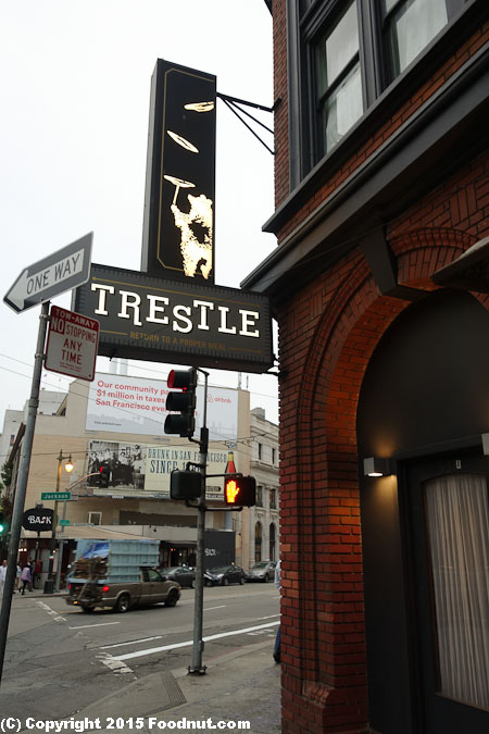 Trestle San Francisco exterior decor
