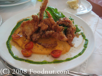 Trio Puerto Vallarta Soft Shell Crab
