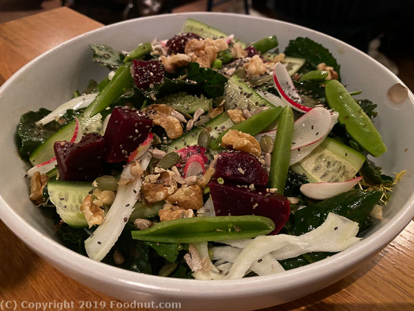 Wildseed San Francisco Reset Salad
