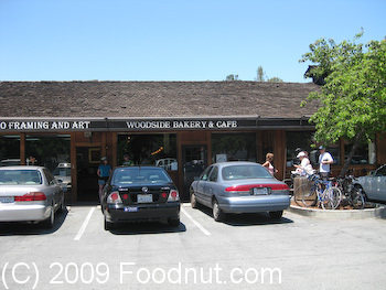 Woodside Bakery and Cafe Exterior