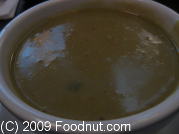 Woodside Bakery and Cafe Split Pea Soup
