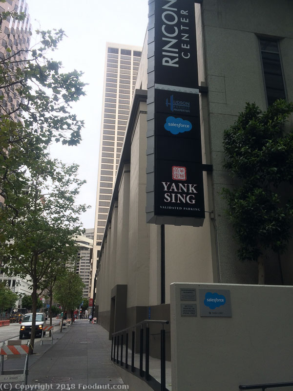 Yank Sing San Francisco Exterior Decor