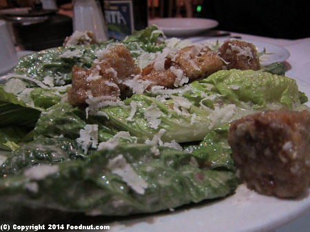 Zuni cafe san francisco caesar salad