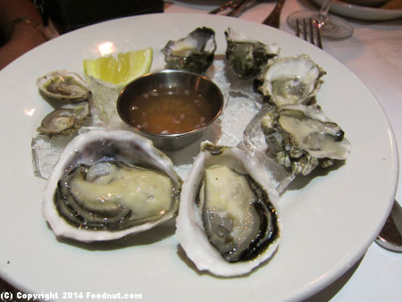 Zuni cafe san francisco raw oysters