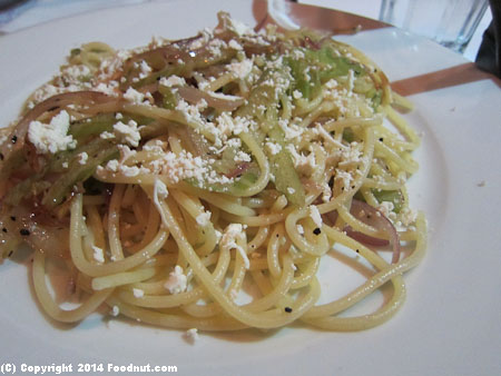 Zuni cafe san francisco spaghetti