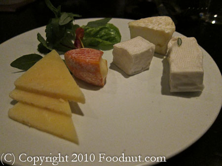 benu San Francisco cheese course Andante Dairy