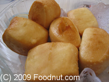 Bund Shanghai Restaurant San Francisco Fried Mantou